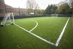 Docklands Settlements AstroTurf | 3G astroturf Football Pitch