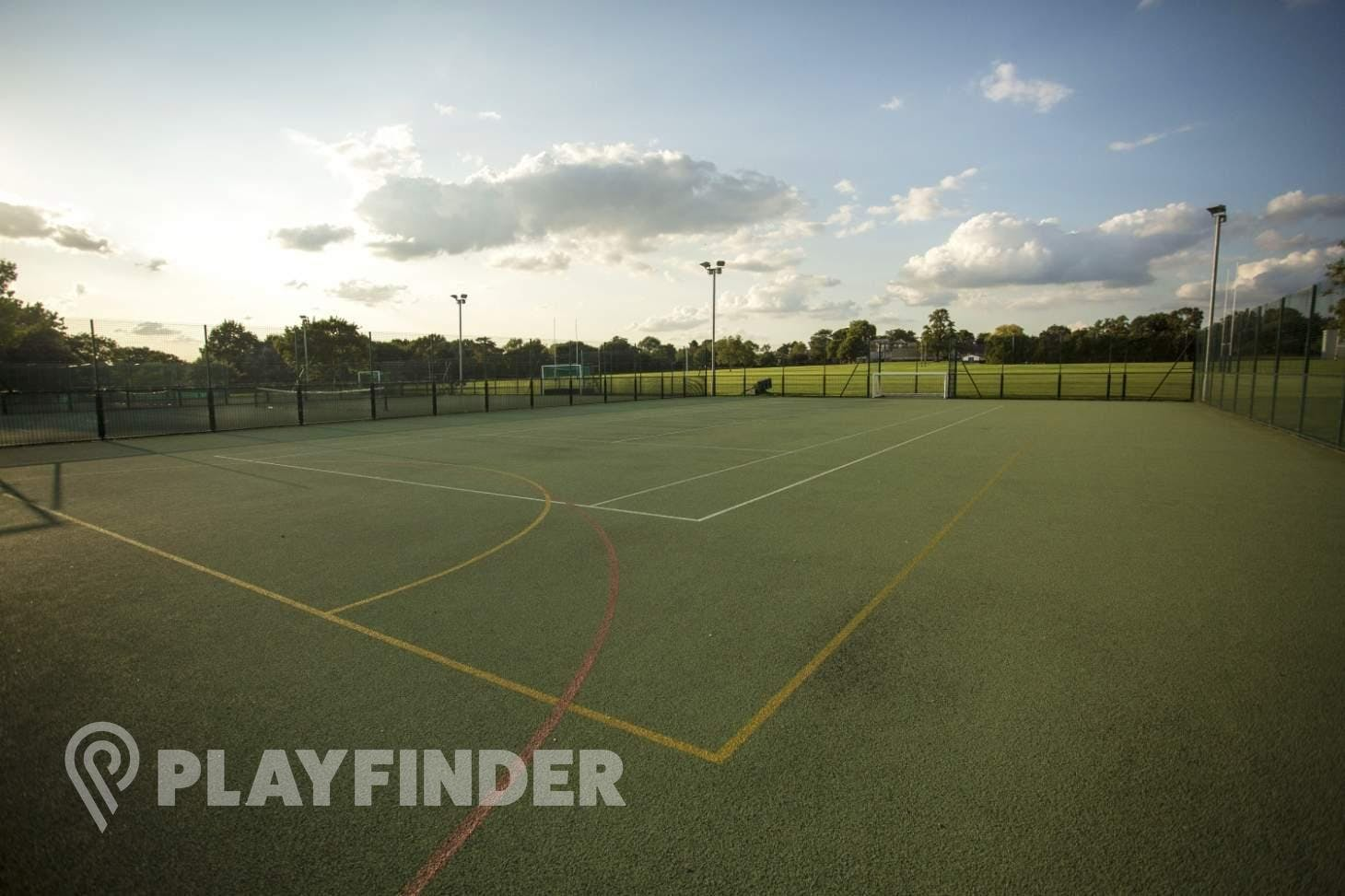 Eric Liddell Sports Centre - Outdoor 5 a side | Concrete football pitch