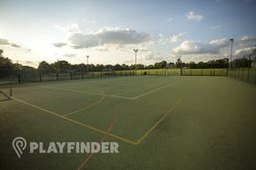 Eric Liddell Sports Centre - Outdoor | Concrete Football Pitch