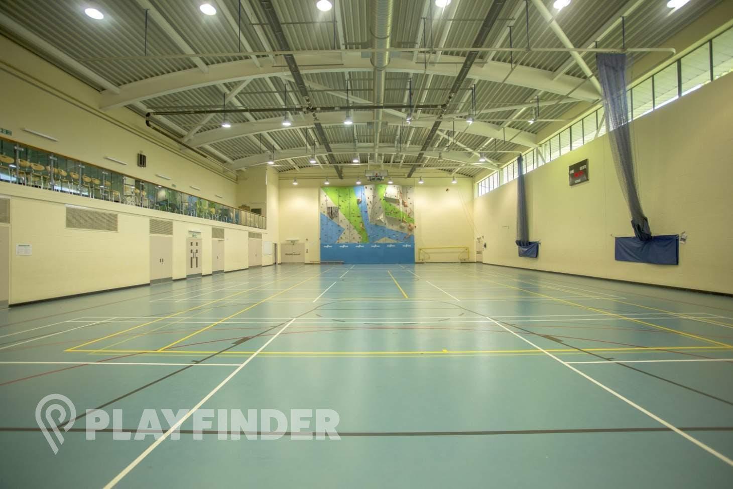 St Helen's Sports Complex Indoor | Hard badminton court