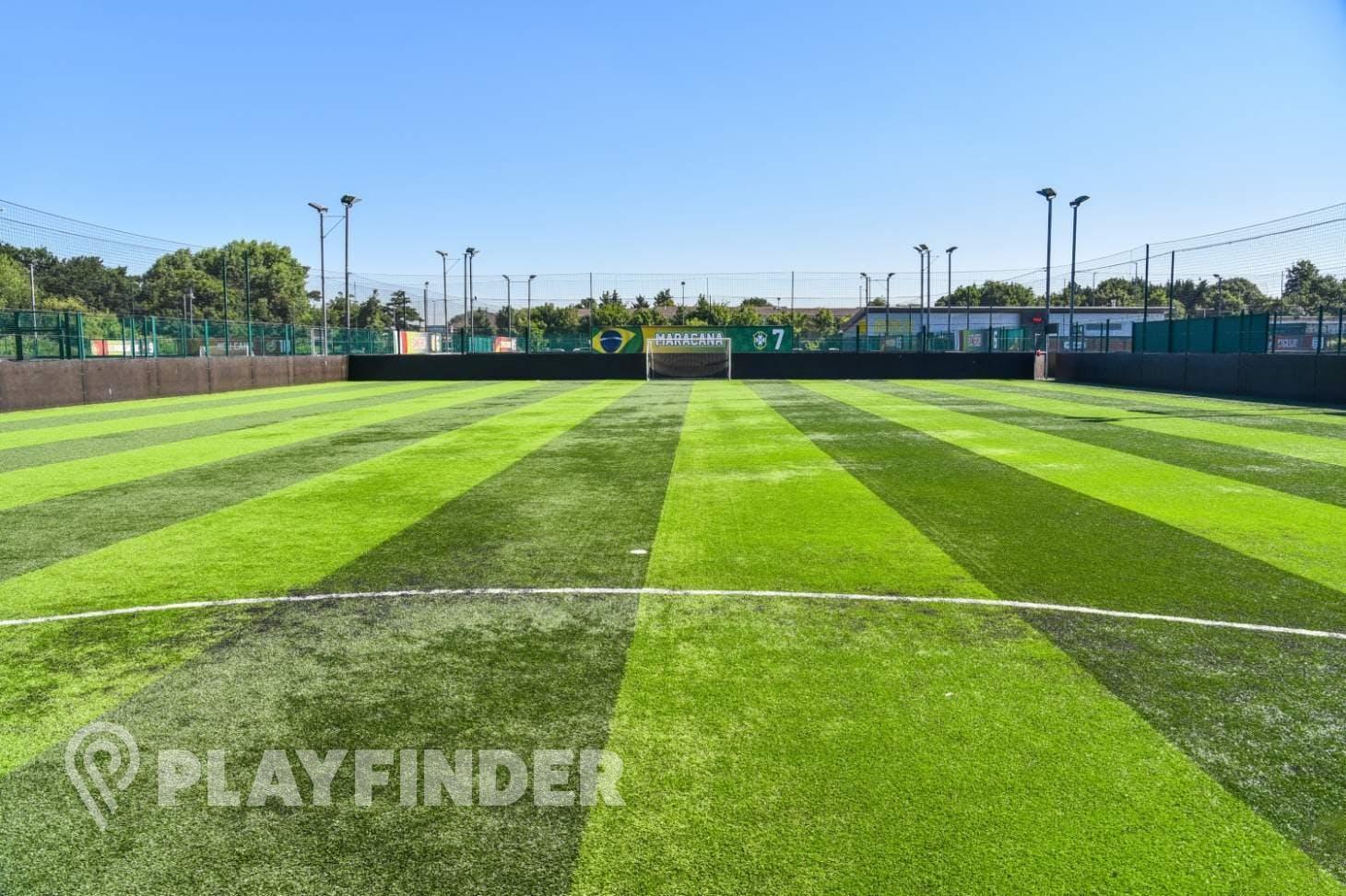 Goals Beckenham 7 a side   3G Astroturf football pitch