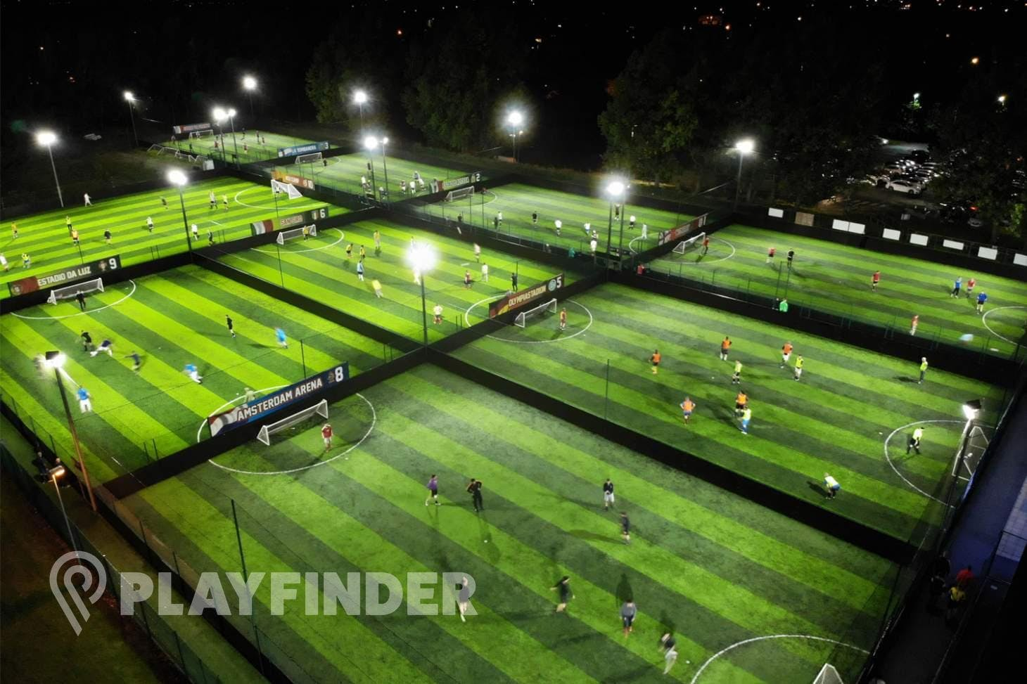 Goals Chingford 7 a side | 3G Astroturf football pitch