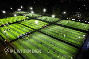 Goals Chingford | 3G astroturf Football Pitch