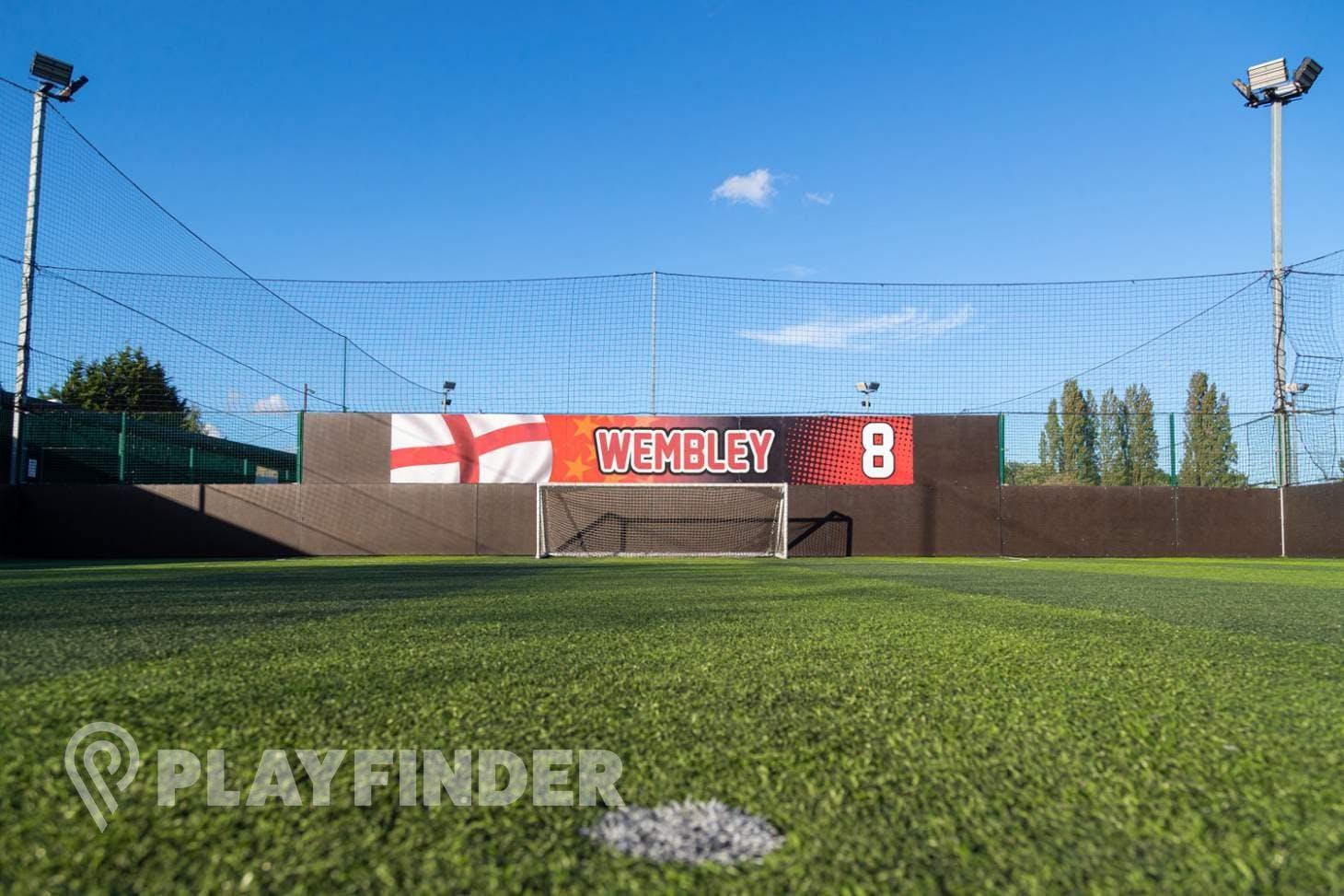 Goals Ruislip 7 a side   3G Astroturf football pitch