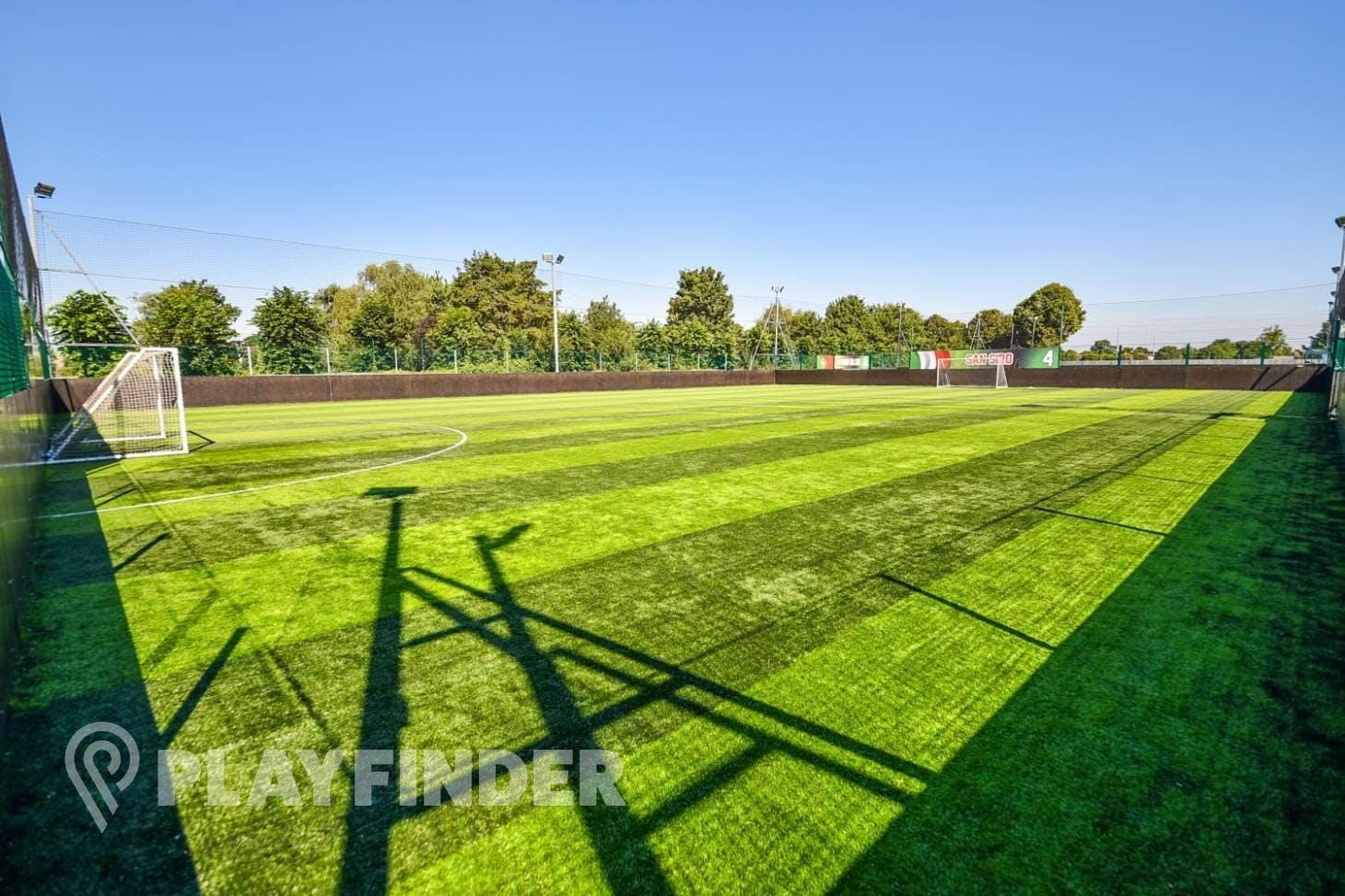 Goals Bexleyheath 7 a side | 3G Astroturf football pitch