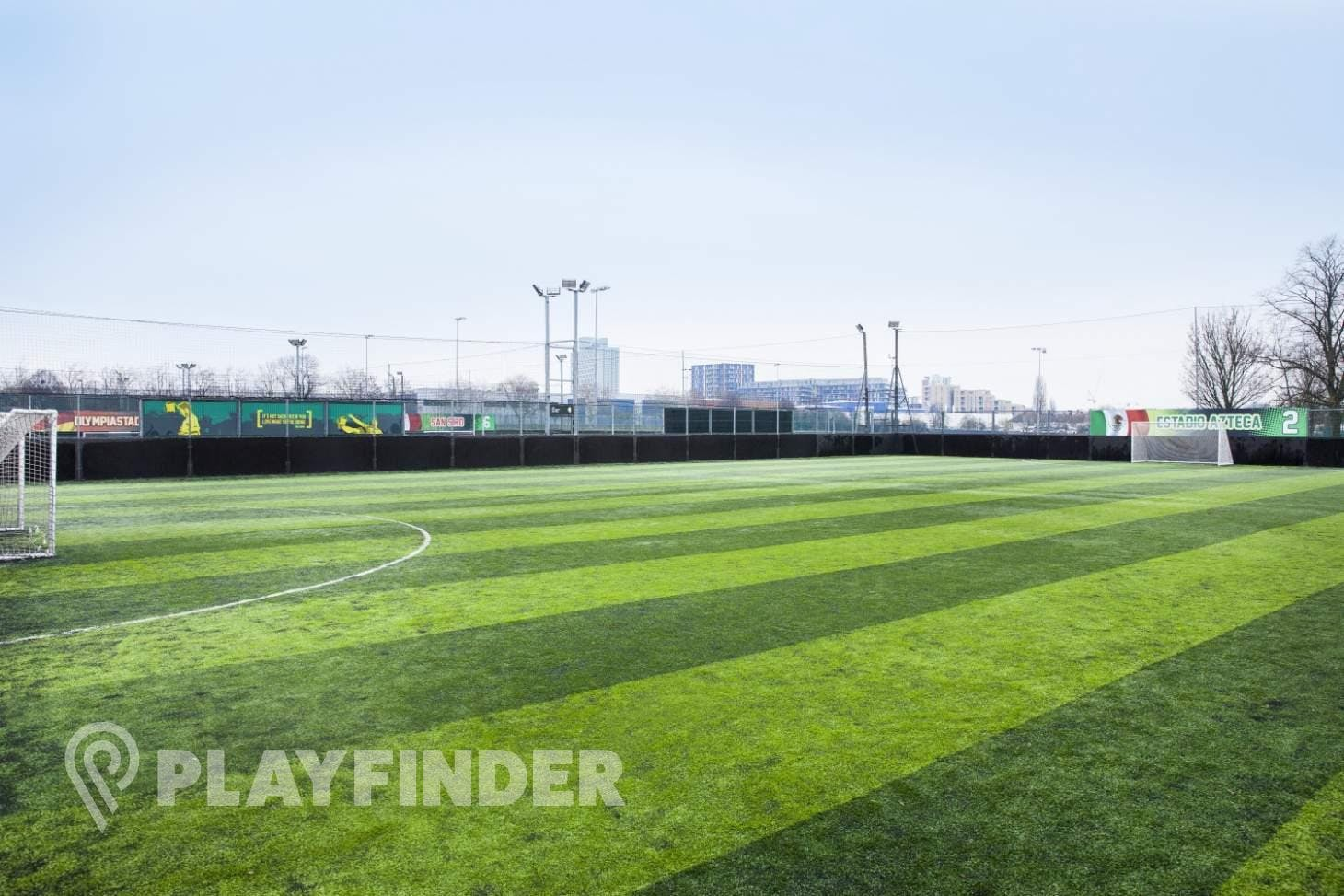 Goals Wembley 7 a side | 3G Astroturf football pitch