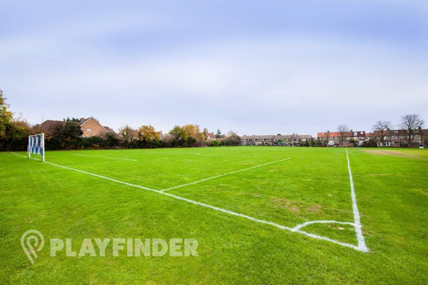 Jubilee Sports Ground, Highams Park 11 a side | Grass football pitch