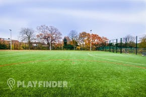 Jubilee Sports Ground, Waltham Forest | 3G astroturf Football Pitch