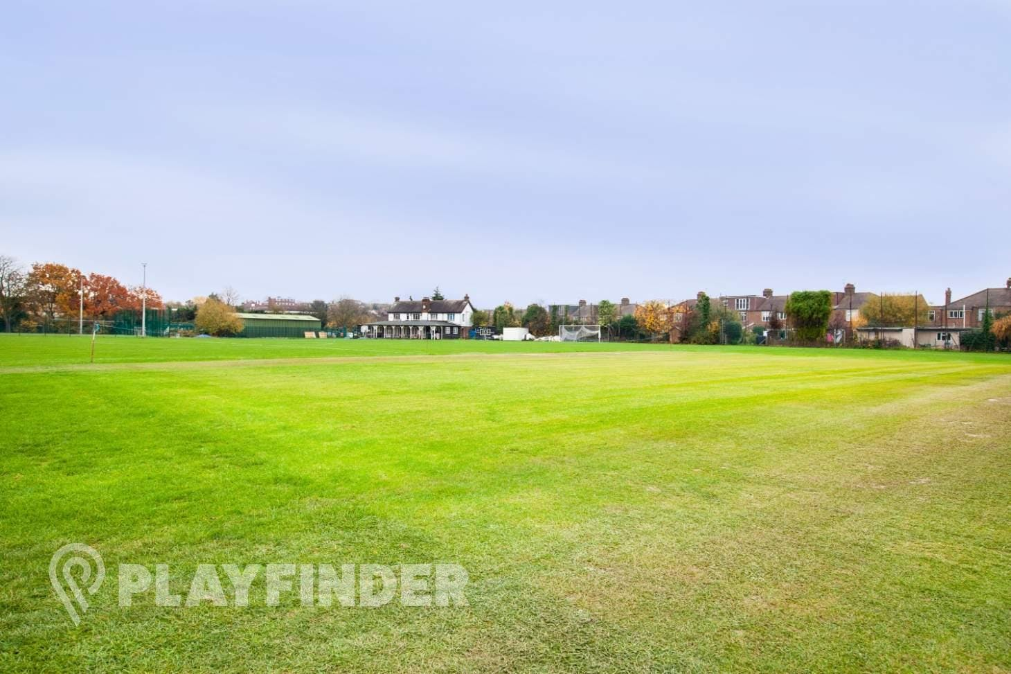 Jubilee Sports Ground, Highams Park Full size | Grass cricket facilities