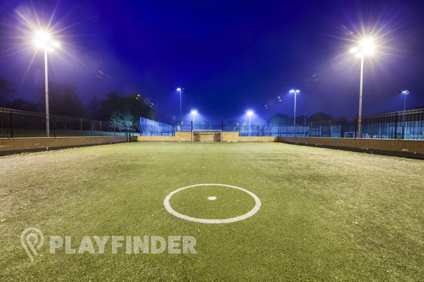 Low Hall Sports Ground 7 a side   3G Astroturf football pitch