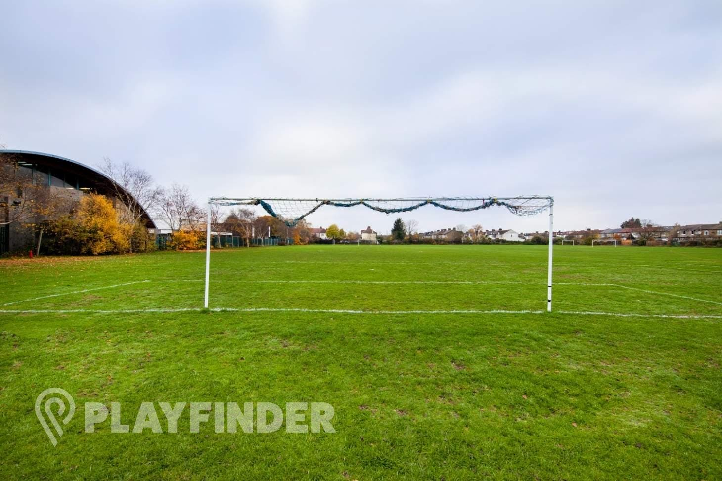 Parmiters Sports Ground 11 a side | Grass football pitch