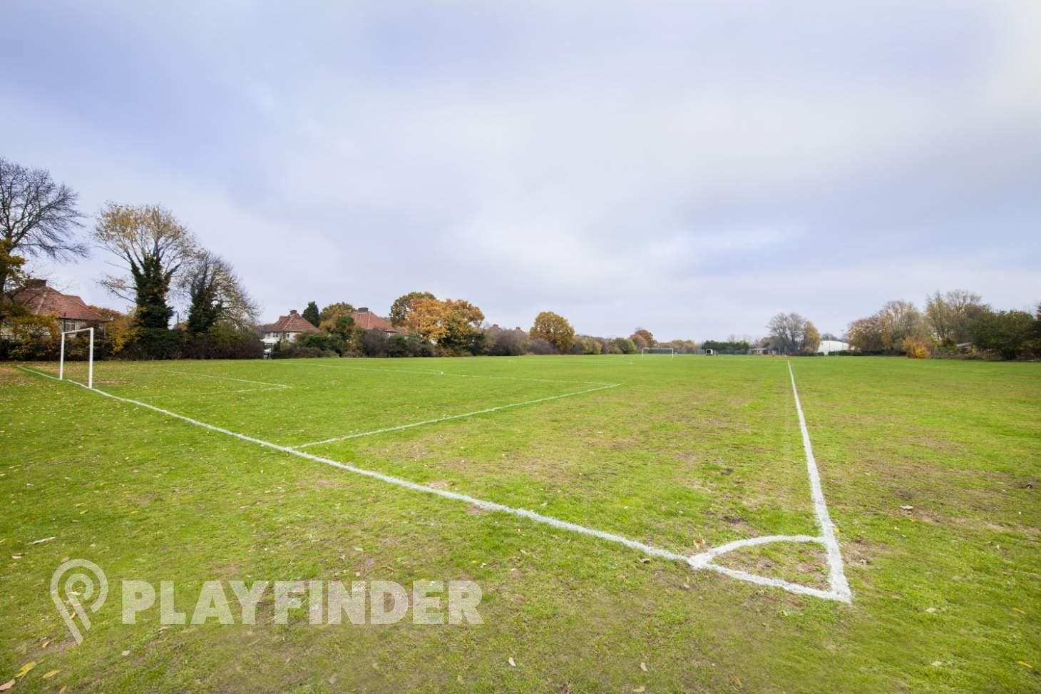 Rolls Sports Ground 11 a side | Grass football pitch