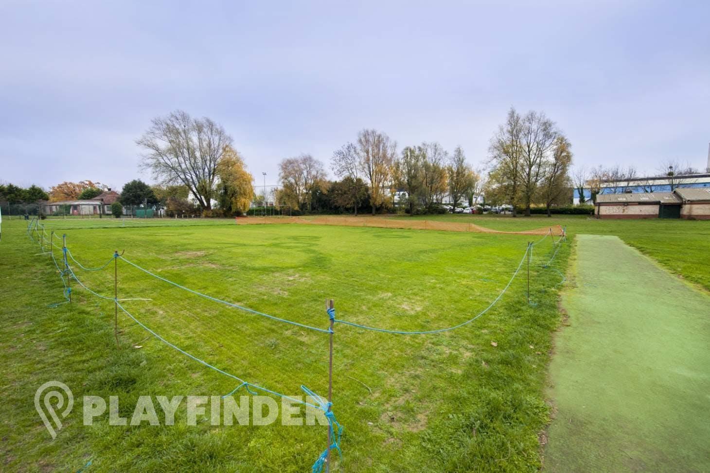Rolls Sports Ground Pitch | Grass cricket facilities