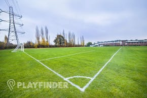 Britannia Playing Fields | Grass Football Pitch