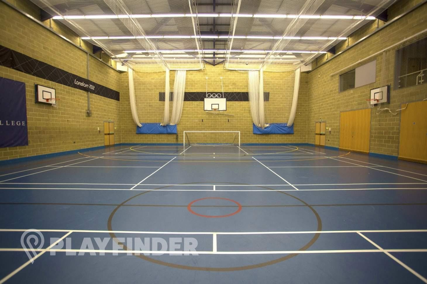 Eric Liddell Sports Centre 5 a side | Indoor football pitch