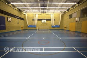 Eric Liddell Sports Centre | Sports hall Cricket Facilities