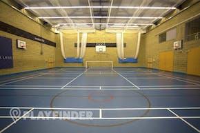 Eric Liddell Sports Centre | Sports hall Cricket Facilities