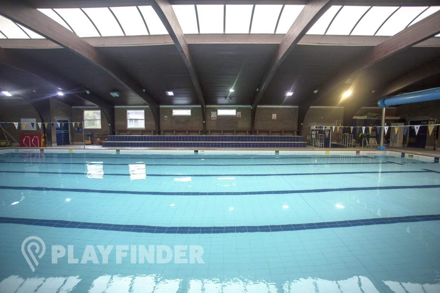 Eric Liddell Sports Centre Indoor swimming pool