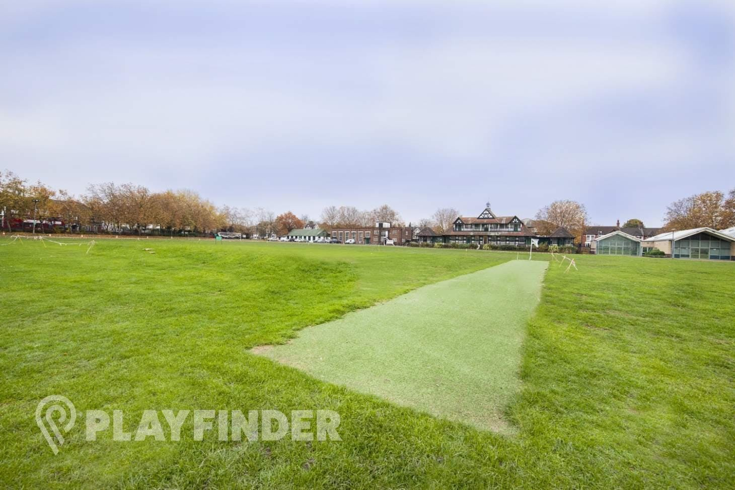 Leyton Sports Ground Pitch | Grass cricket facilities