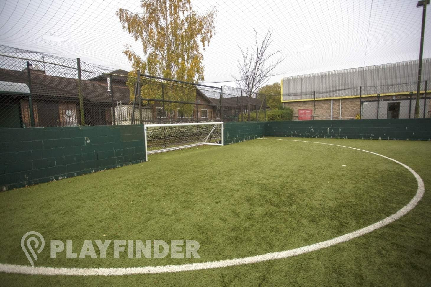 Hatfield Leisure Centre 5 a side | 3G Astroturf football pitch