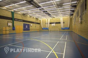 Eric Liddell Sports Centre | Indoor Netball Court