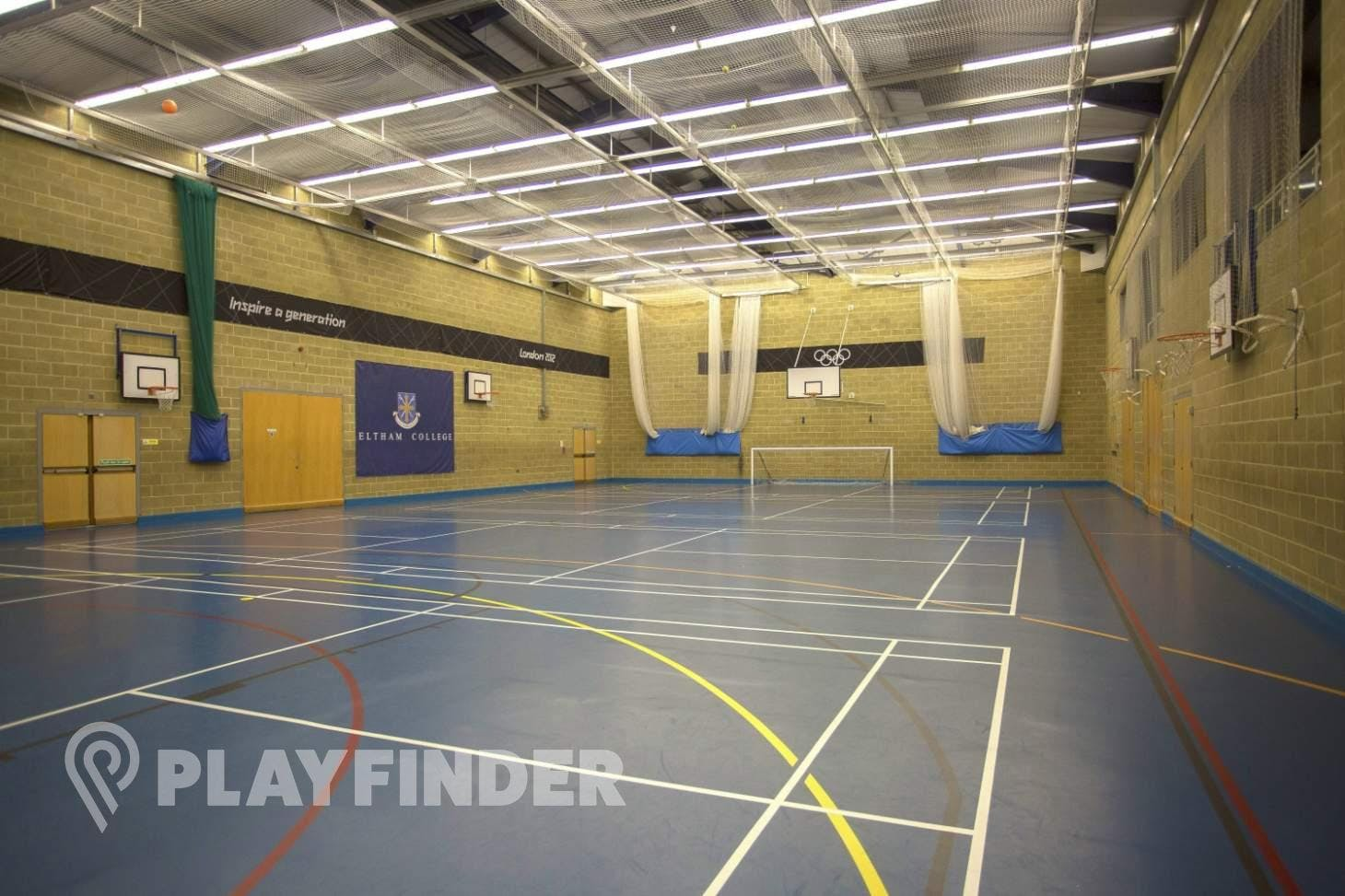 Eric Liddell Sports Centre Indoor basketball court