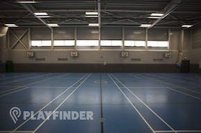 Ark Academy Wembley | Hard Badminton Court