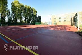 Carshalton High School For Girls   Hard (macadam) Tennis Court
