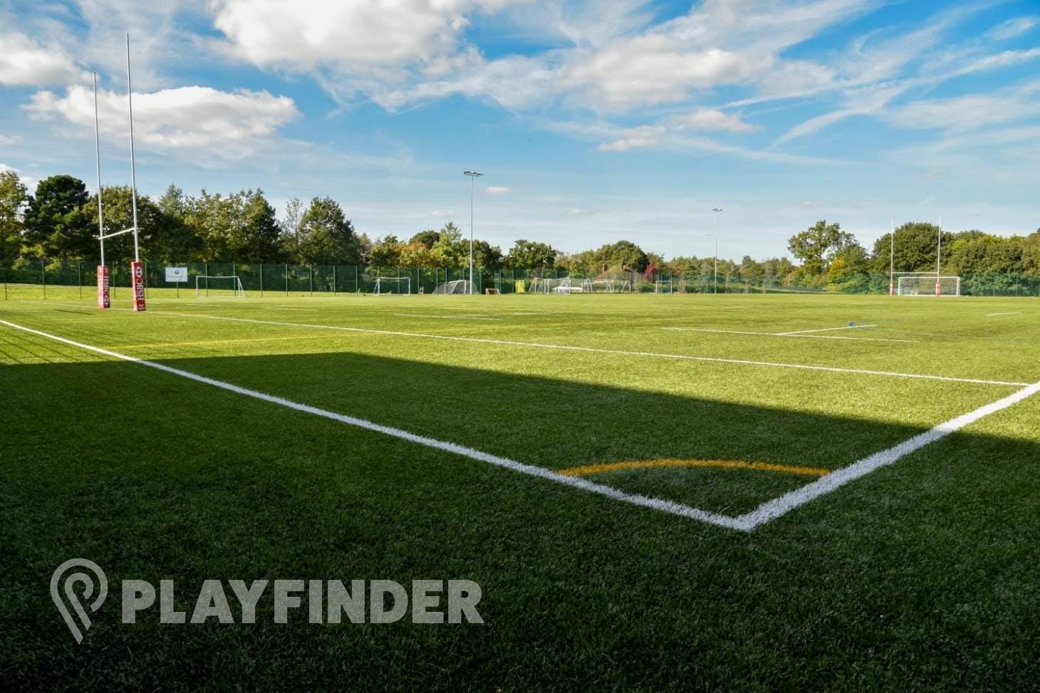 Ravens Wood School 11 a side | 3G Astroturf football pitch