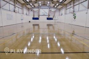 Ravens Wood School | Hard Badminton Court