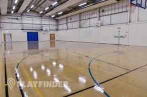 Ravens Wood School | Indoor Basketball Court