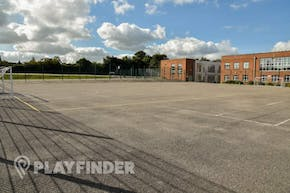 Ravens Wood School | Concrete Football Pitch