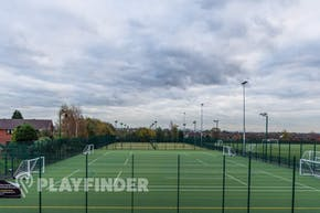 Failsworth Sports Campus | Astroturf Tennis Court