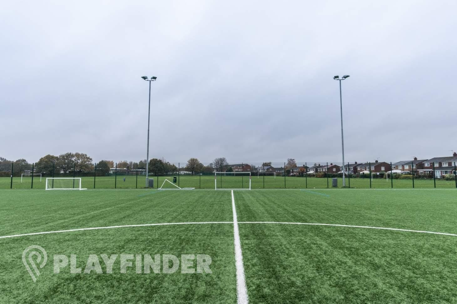 Hazel Grove Sports Centre 11 a side | 3G Astroturf football pitch