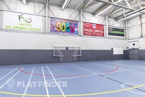 Hazel Grove Sports Centre | Indoor Football Pitch