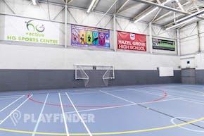 Hazel Grove Sports Centre | Indoor Football Pitch