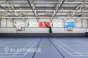 Hazel Grove Sports Centre | Indoor Basketball Court