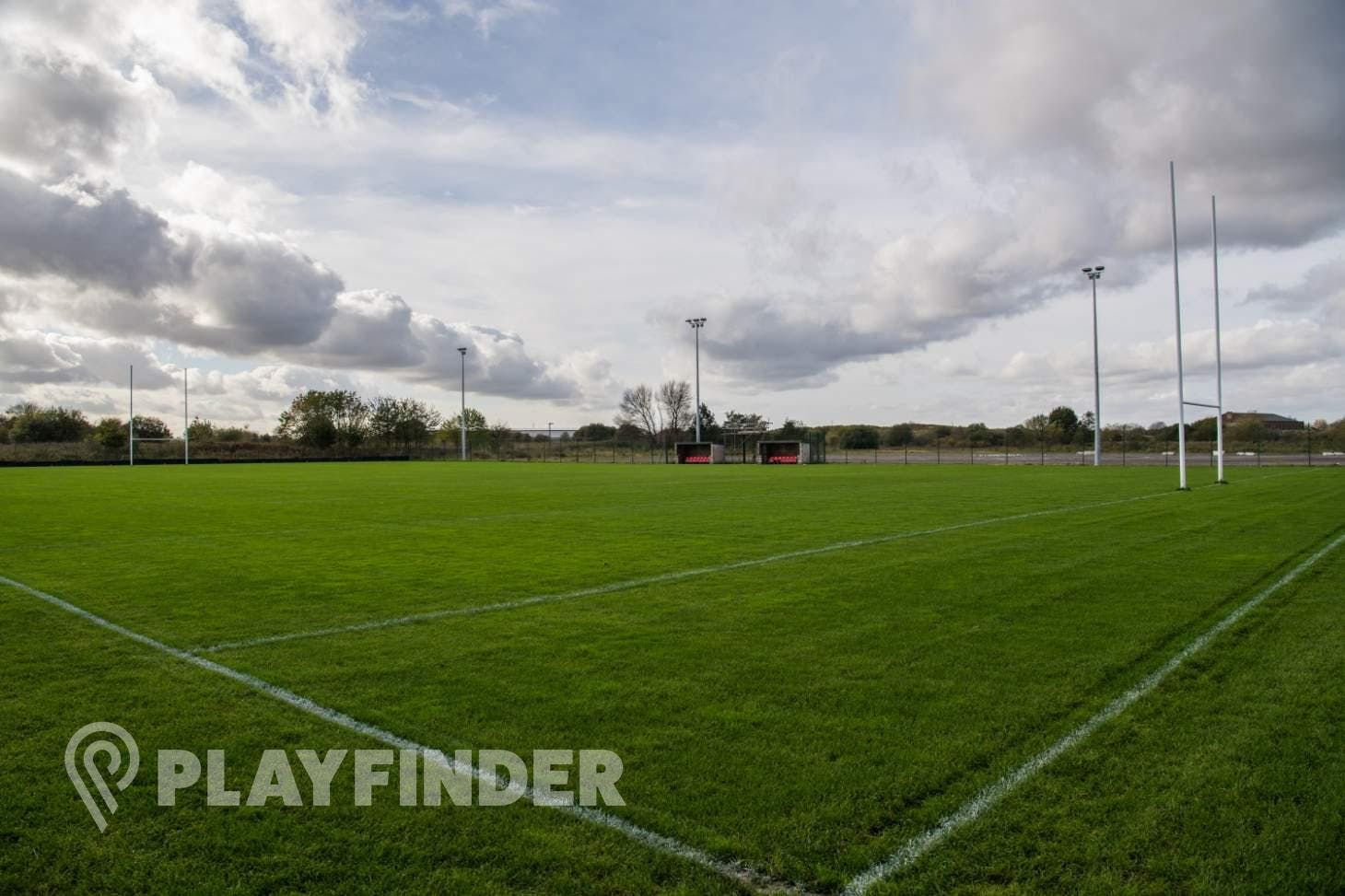 AJ Bell Stadium Union | Grass rugby pitch