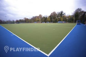 Royal Holloway University Sports Centre | Astroturf Football Pitch