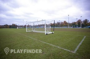 Royal Holloway University Sports Centre | Grass Football Pitch