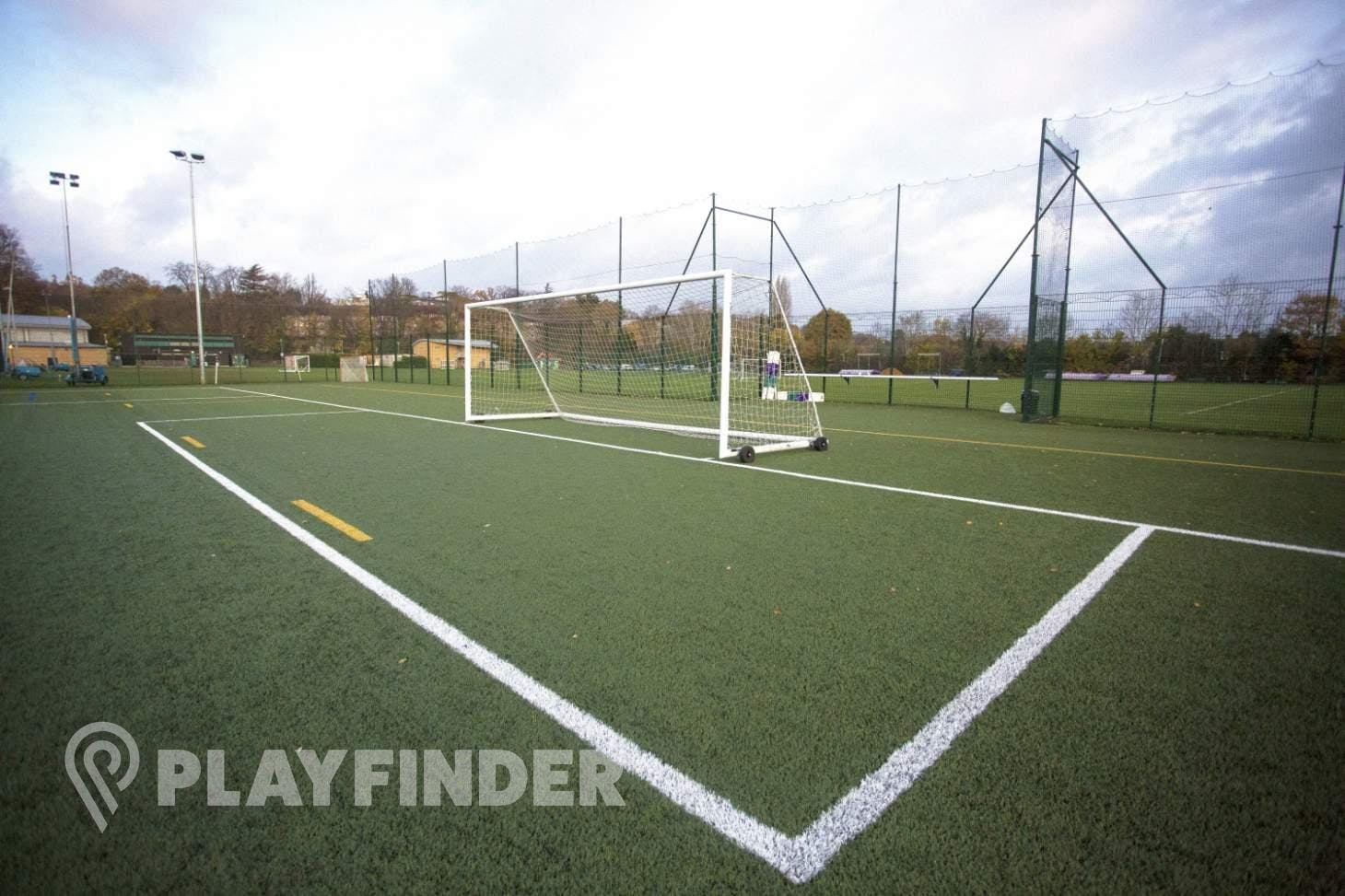 Royal Holloway University Sports Centre 7 a side | 3G Astroturf football pitch