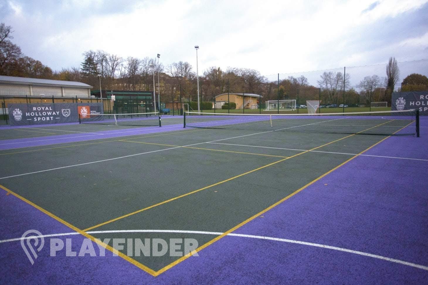 Royal Holloway University Sports Centre Outdoor | Hard (macadam) netball court