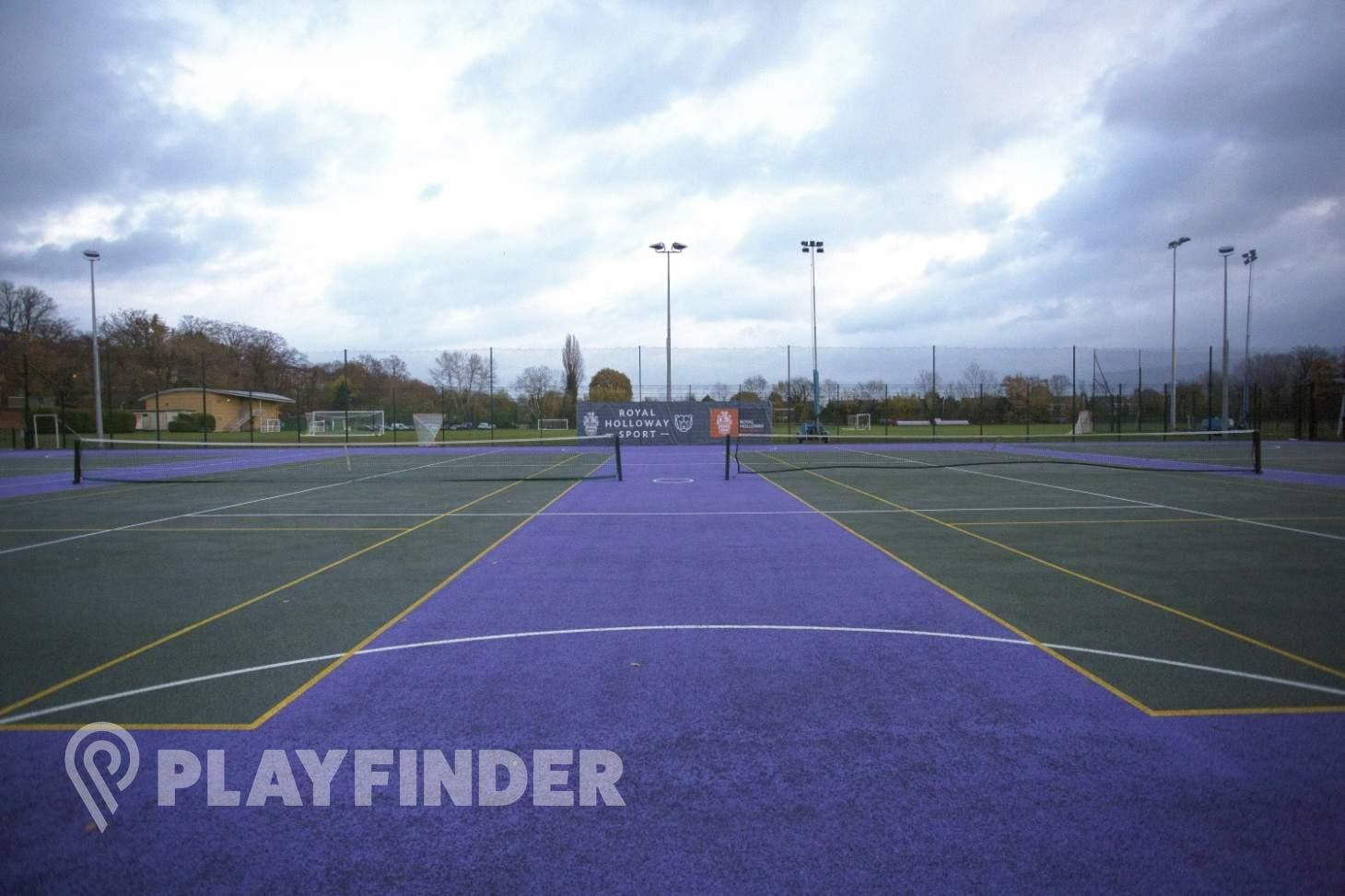 Royal Holloway University Sports Centre Outdoor | Hard (macadam) tennis court