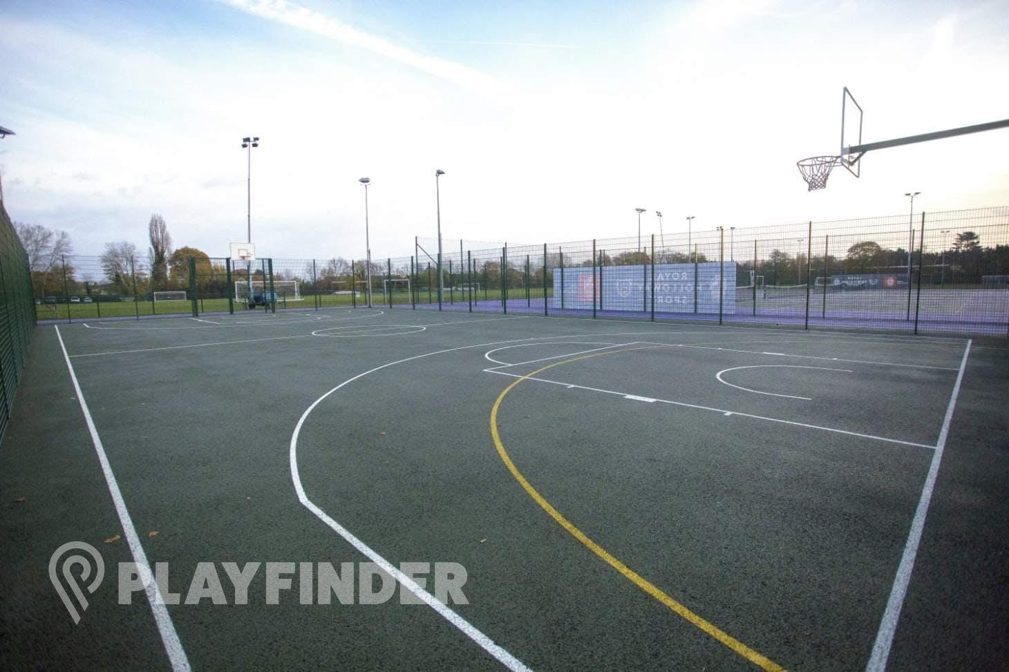 Royal Holloway University Sports Centre Outdoor | Hard (macadam) basketball court