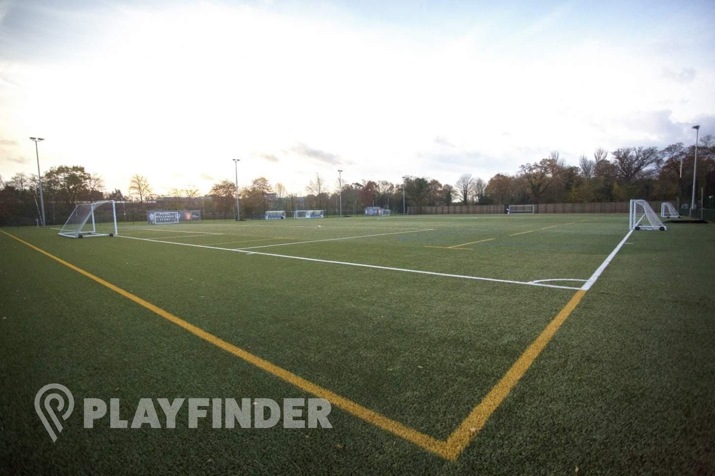 Royal Holloway University Sports Centre Union | 3G Astroturf rugby pitch