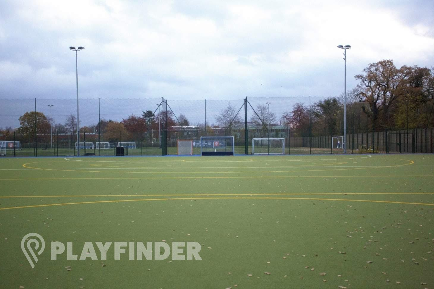 Royal Holloway University Sports Centre Outdoor | Astroturf hockey pitch