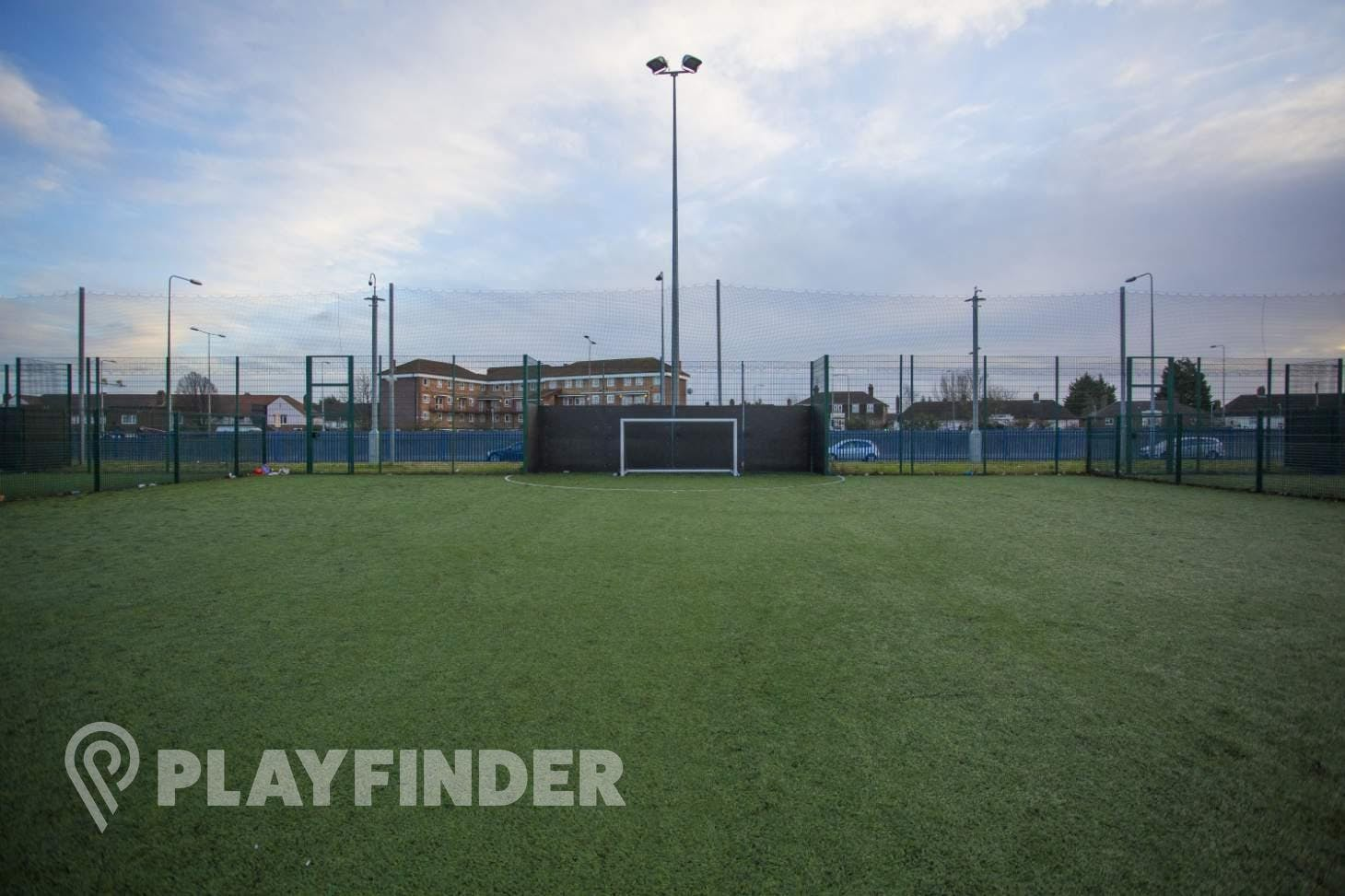 Newham Leisure Centre 7 a side | 3G Astroturf football pitch