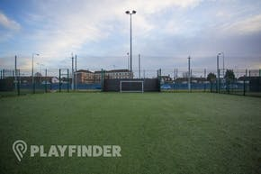 Newham Leisure Centre | 3G astroturf Football Pitch