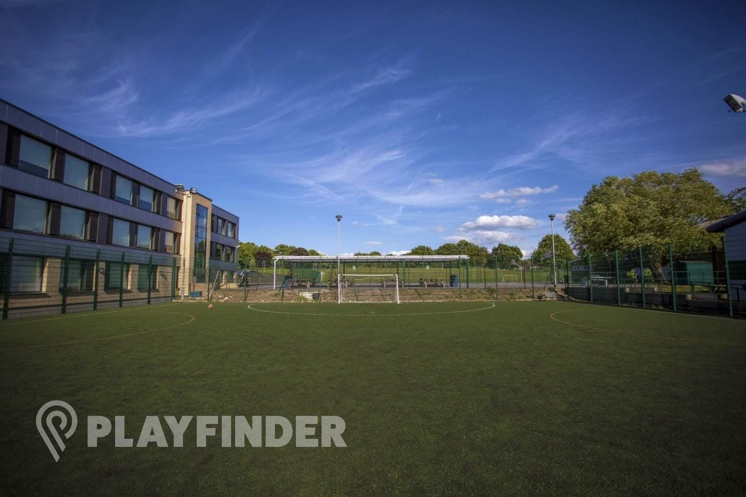 Harris Academy Greenwich 5 a side | 3G Astroturf football pitch
