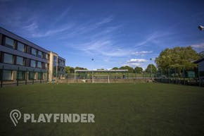 Harris Academy Greenwich | 3G astroturf Football Pitch